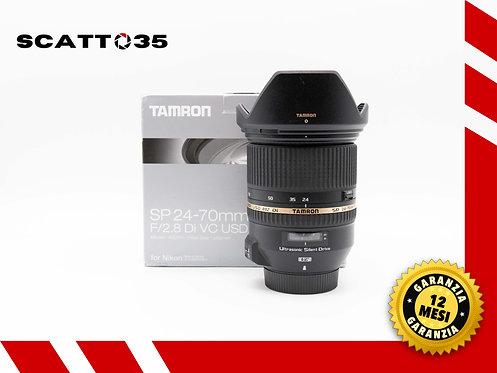 TAMRON 24-70 F2.8 VC (NIKON)