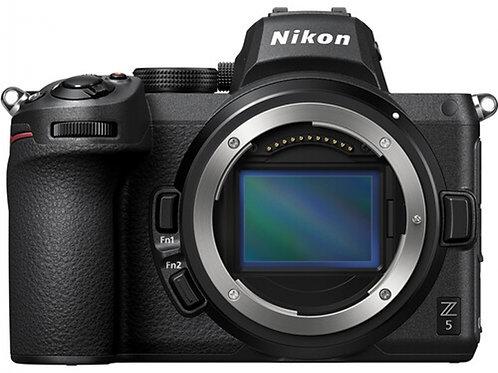 NIKON Z5 BODY + SD 64GB 667x  PRO - NITAL