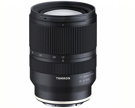 TAMRON 17-28mm F2.8 DI III RXD PER SONY