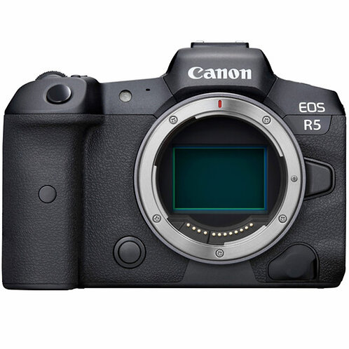 Canon Eos R5 Body - Canon Italia