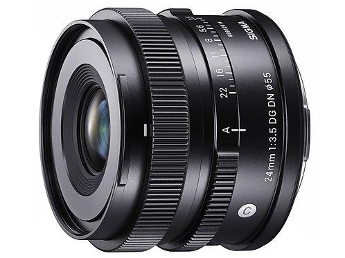 Sigma 24mm f/3.5 DG DN C - Mtrading
