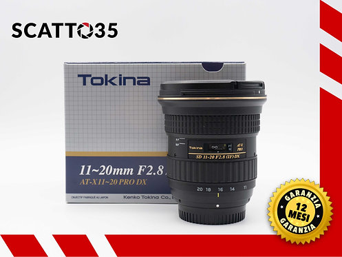 TOKINA AT-X 11-20mm F2.8 PRO DX (NIKON)