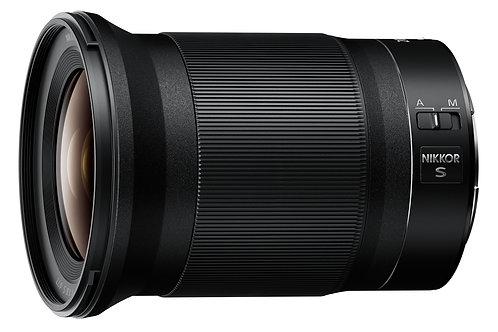 NIKON NIKKOR Z 20mm f/1.8 S - NITAL