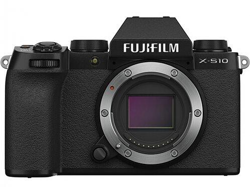 Fujifilm X-S10 Black - Fujifilm Italia