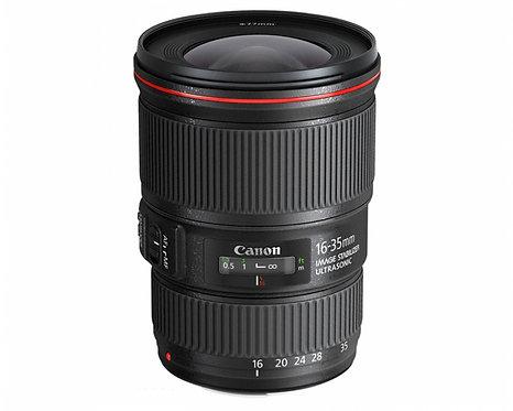 CANON EF 16-35mm F4 L IS USM - CANON ITALIA