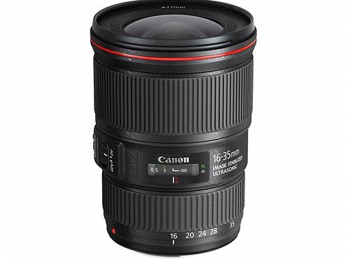 Canon EF 16-35mm f/4L IS USM - Canon Italia