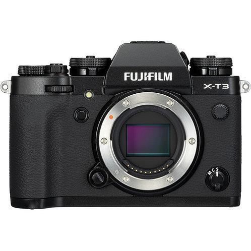 Fujifilm X-T3  Black - Fujifilm Italia