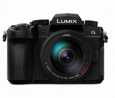PANASONIC LUMIX DC-G90 BODY BLACK - FOWA