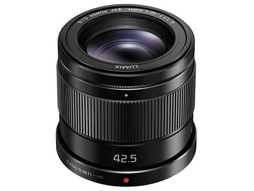 PANASONIC 42.5mm  F1.7 POWER O.I.S. - FOWA ITALIA