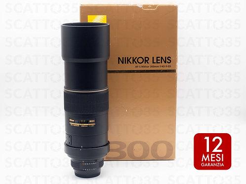 Nikon AF-S 300mm f4 D IF-ED