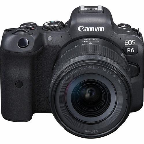 Canon R6 + RF 24-105mm f/4.7-7.1 - Canon Italia