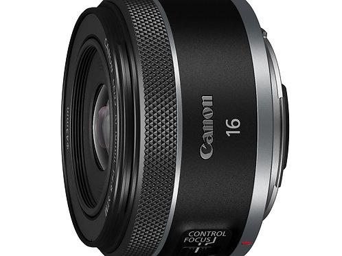 Canon RF 16mm f/2.8 STM - Canon Italia