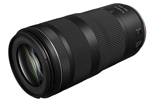 Canon RF 100-400mm f/5.6-8 IS USM - Canon Italia