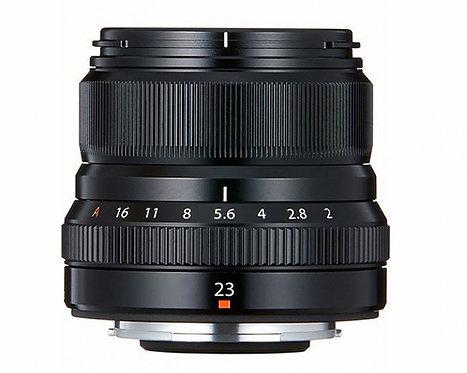 FUJIFILM XF 23mm F2 R WR - FUJI ITALIA