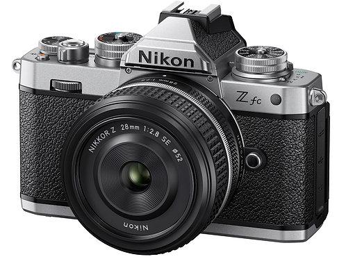 NIKON Z FC + 28 mm F2.8 SE + SD 64GB 667 PRO LEXAR - NITAL