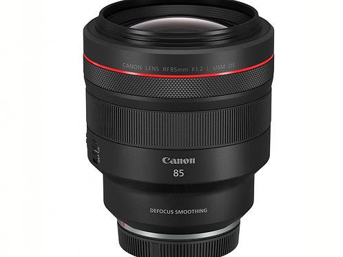 Canon RF 85mm f/1.2 L USM - Canon Italia