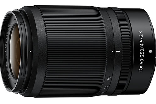 NIKON NIKKOR Z DX 50-250mm f/4.5-6.3 VR - NITAL