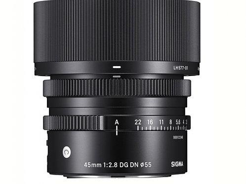 Sigma 45mm f/2.8 DG DN C - Mtrading