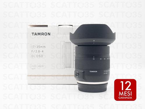 Tamron 17-35mm f2.8-4 Di OSD (Canon)