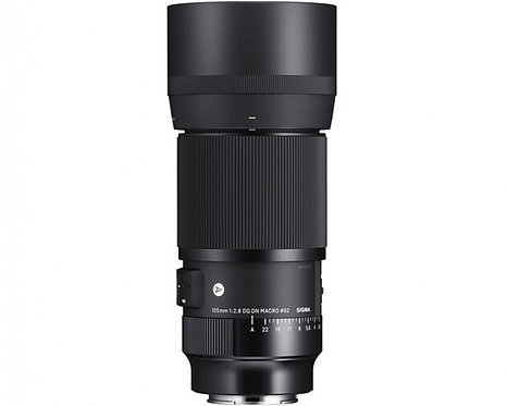 SIGMA 105mm F2.8 MACRO (A) DG DN SONY E-MOUNT - M-TRADING