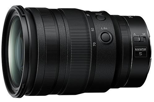 NIKON NIKKOR Z 24-70mm f/2.8 S - NITAL