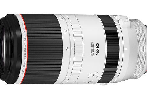 Canon RF 100-500mm f/4.5-7.1 L IS USM - Canon Italia