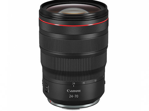 Canon RF 24-70mm f/2.8 L IS USM - Canon Italia