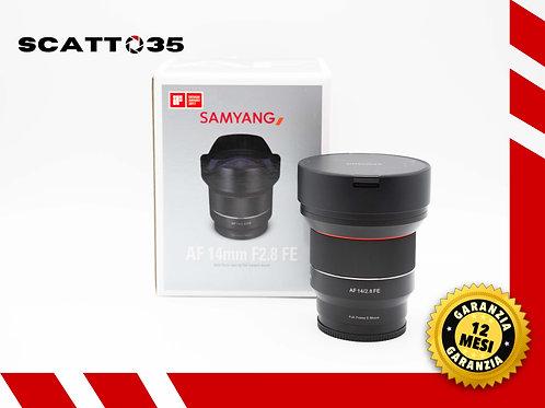 Samyang AF 14mm f2.8 FE (Sony-E)