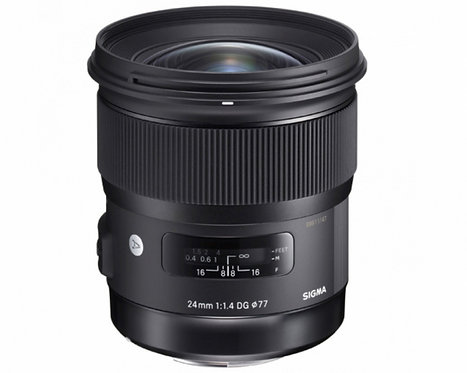 SIGMA 24mm F1.4 ART DG HSM
