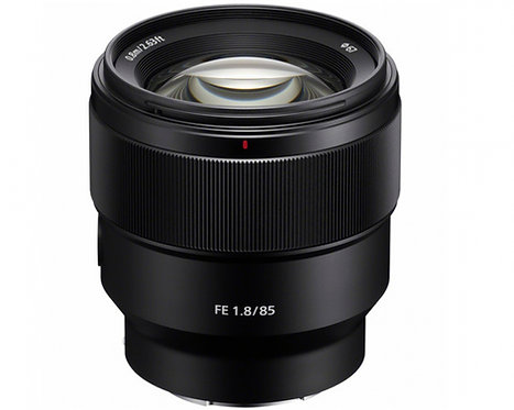 SONY FE 85mm F1.8  E-MOUNT FF - SONY ITALIA