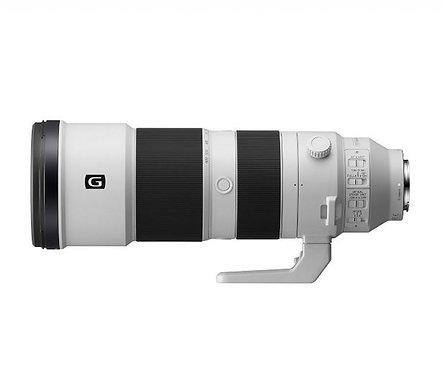 SONY FE 200-600mm F5.6-6.3 G OSS - SONY ITALIA