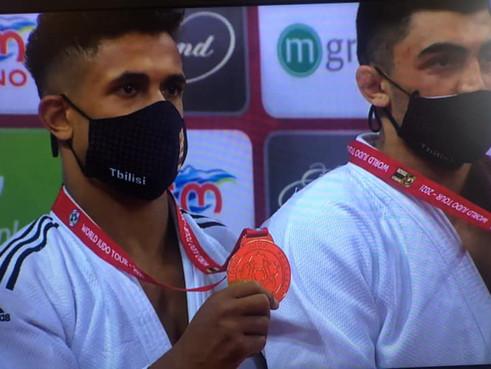Sami Chouchi vainqueur de la World Cup à Tbilissi