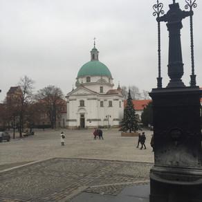 Warsaw, Poland A Wonderful Surprise