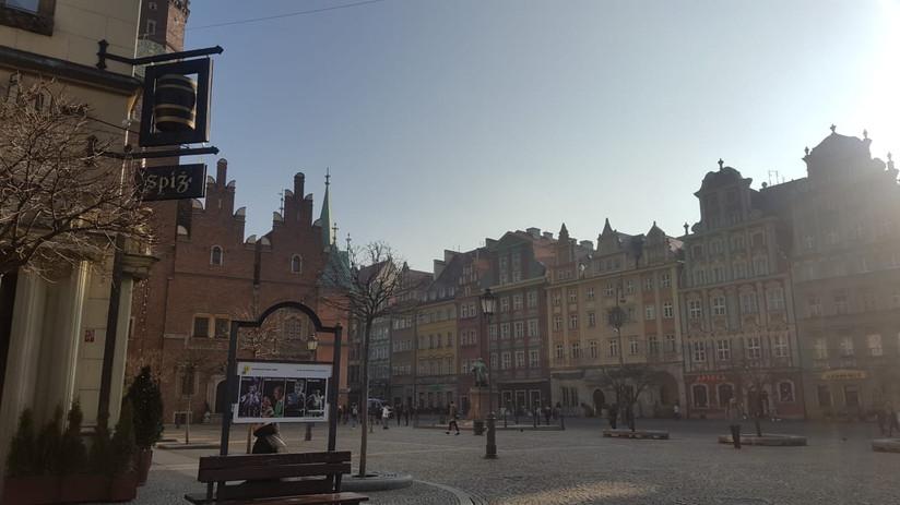Wroclaw City Center