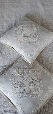 DIRECTIONS-Pillow Cover Square