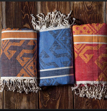 AUTHENTIC - Peshtemal Towel/Shawl