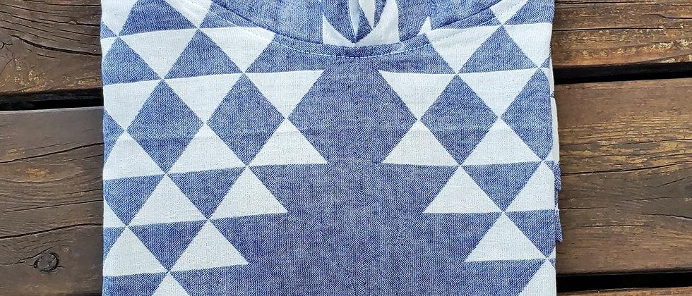 PATIENCE - Reversable Cotton Ponchos