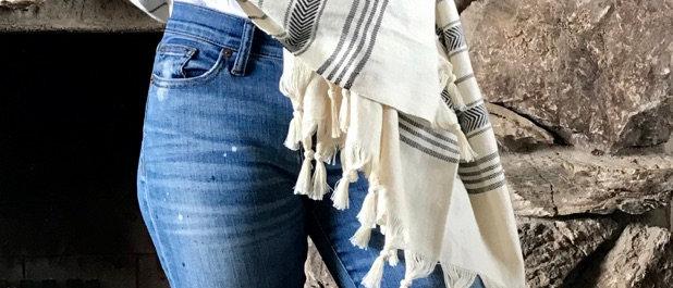SIMPLICITY - Peshtemal Towel/Shawl