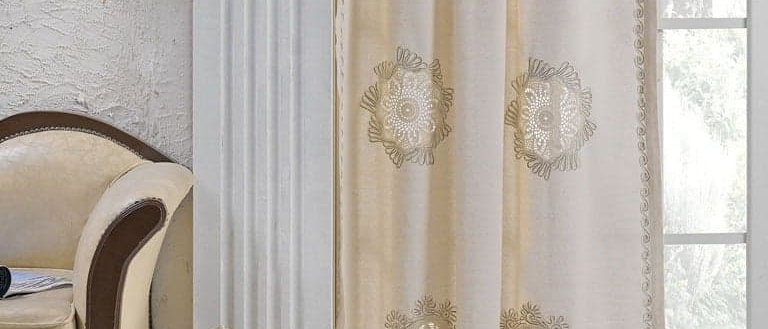 TRANSPARENCY - RAW COTTON CURTAINS