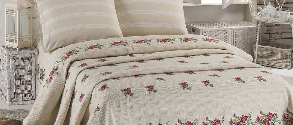 ROMANCE - Embroidered Bed & Duvet Wear
