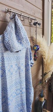 UPLIFT - Reversable Cotton Ponchos