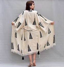 ANCIENT - Kaftan Robe