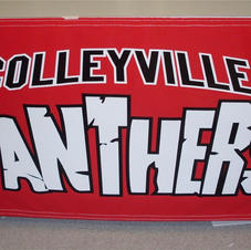 Colleyville Panthers Banner