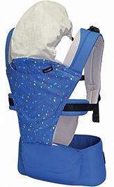 Combi Foldable Hipseat, Blue