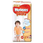 Huggies Gold Pants, XXL, 32pcs