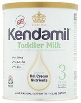 Kendamil Toddler Milk , Stage 3, 400g