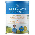 Bellamy's Organic Junior Milk Drink, Stage 4, 900g
