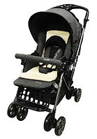 Capella S705T-18 Adonis Travel System Stroller, Grey