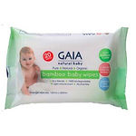 Gaia Bamboo Baby Wipes Pack, 20s