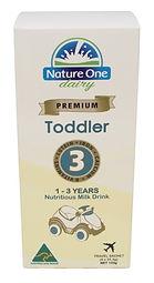 Nature One Dairy Premium Toddler Milk, Step 3, 153g